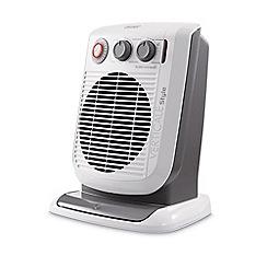 DeLonghi - HVF3552TB Vertical style fan heater 114422014