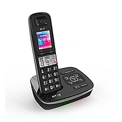 BT - BT 8500 single DECT telephone with nuisance call blocker