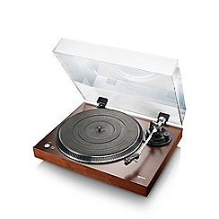 Lenco - Wooden turntable with USB & built in pre-amplifier