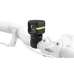 Polaroid - Black bicycle mount for cube camera