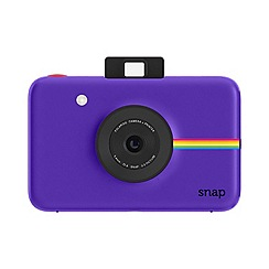 Polaroid - Purple snap with 20 sheets