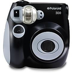 Polaroid - Black pic-300 instant print camera