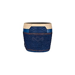 Marley - Denim 'Chant Mini' wireless bluetooth speaker EM-JA007-DN