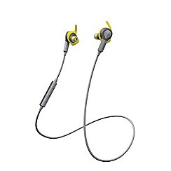 Jabra - Yellow 'Sport Coach' in ear wireless bluetooth headphones JACOACHYL
