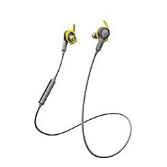 Jabra - Yellow 'Sport Coach' in ear wireless bluetooth headphones JACOACHYL
