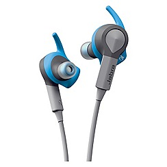 Jabra - Blue sport coach bluetooth headphones