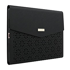 Kate Spade - New york Designer Perforated Envelope Folio Case for iPad Pro 9.7 KSIPD-017-BLK