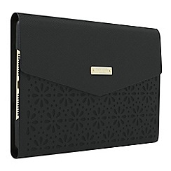 Kate Spade - New york perforated envelope case for iPad Mini 4 KSIPD-019-BLK