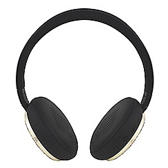 Kate Spade - New york black wireless headphones KSNYWHP-BGL