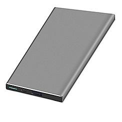 KitSound - Platinum 5000MAH power bank PWRALU5SG