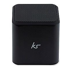 KitSound - Cube Wireless 3W Cube Black KSCUBBTBK