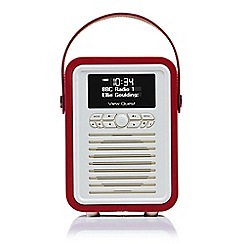 Viewquest - Retro mini radio VQ-Mini-RD