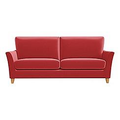 Debenhams - 4 seater Amalfi velvet 'Abbeville' sofa
