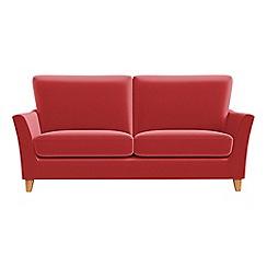 Debenhams - 2 seater Amalfi velvet 'Abbeville' sofa