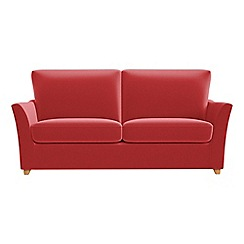 Debenhams - 2 seater Amalfi velvet 'Abbeville' sofa bed
