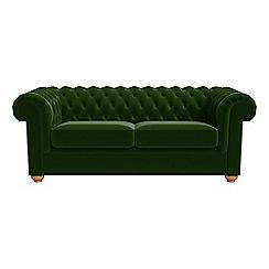 Green Chesterfield Sofas Chairs Furniture Debenhams