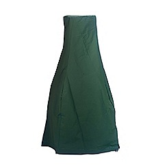La Hacienda - Large green chimenea rain cover