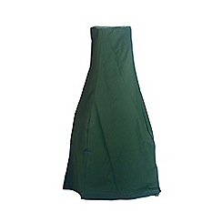 La Hacienda - Medium green chimenea rain cover