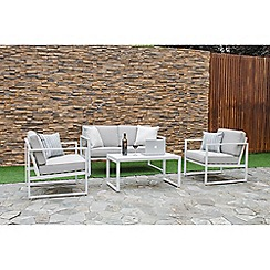 Debenhams - 'Rochelle' 2 seater sofa set