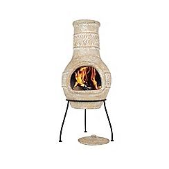 La Hacienda - Medium star flower chimenea