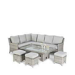 Debenhams - Large 'Ontario' Corner Sofa Set