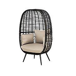 Debenhams - Brown 'Riviera' Chair