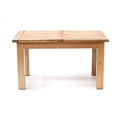 Willis & Gambier - Oak 'Normandy' large extending table