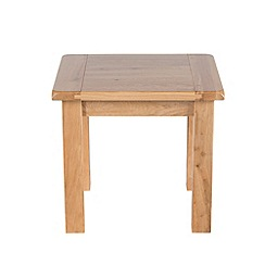 Willis & Gambier - Oak 'Normandy' side table