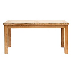 Willis & Gambier - Ash 'Denver' large extending table