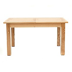 Willis & Gambier - Ash 'Denver' medium extending table