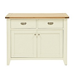 Willis & Gambier - Oak top 'Newquay' small sideboard