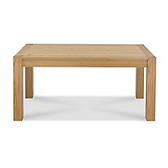 Debenhams - Oak 'Turin' large extending table