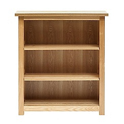 Willis & Gambier - Ash 'Denver' small bookcase