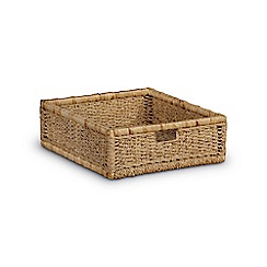 Home Collection - Set of 2 pine 'Whistler' baskets