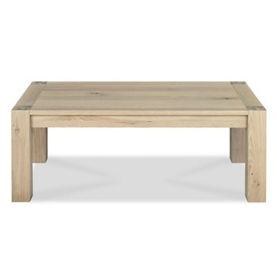 Debenhams   Oak 'turin' Coffee Table by Debenhams