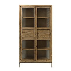 Willis & Gambier - 'Faro' display dresser