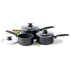 Green Pan - Cambridge 3 piece saucepan set