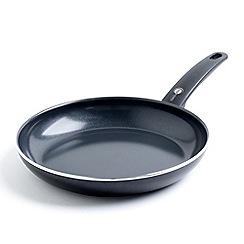 Green Pan - Aluminium gloss 'Cambridge' 28cm induction frying pan