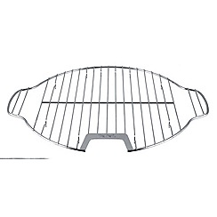 Tefal - Stainless steel 'Ingenio' grill insert