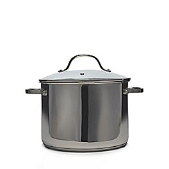 Home Collection - Stainless Steel 24cm Stockpot