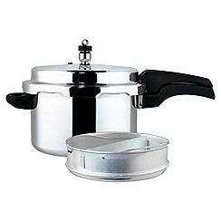 Prestige - Aluminium high dome 4L pressure cooker