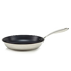 Home Collection - Non stick stainless steel 28cm frying pan