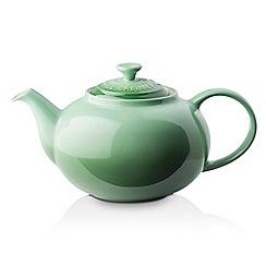 Le Creuset - Green stoneware classic teapot