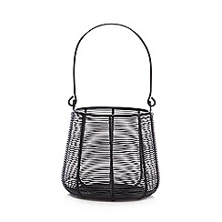 Home Collection - Black 'Stockholm' wire egg basket