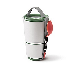 Black & Blum - Olive 'Lunch Pot' lunch box