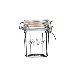 Kilner - Facetted clip top 0.4l jar
