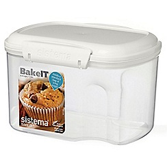 Sistema - Bake IT™' 1.56L jar with cup