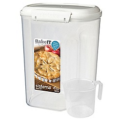 Sistema - Bake IT™' 3.25L jar with cup
