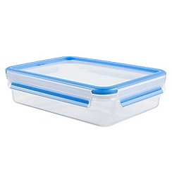 Tefal - 'MasterSeal Fresh' rectangular food storage container 1.2L