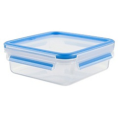Tefal - 'MasterSeal Fresh' square food storage container 0.85L